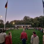 Grensoverschrijdende scouting activiteit DE - NL