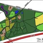 Kaart van de Koekendaal
